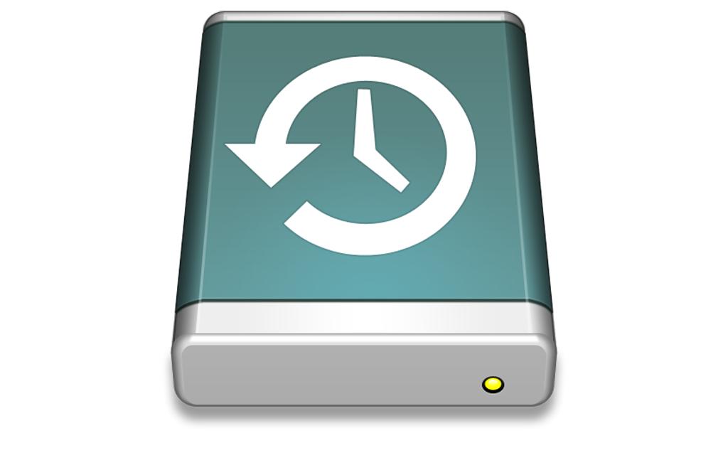025 Macのデータをバックアップ...